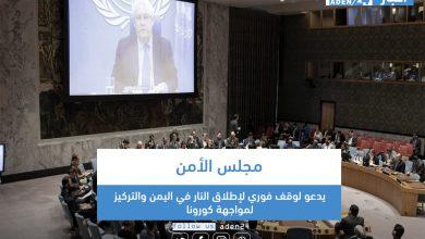 صورة مجلس الأمن يدعو لوقف فوري لإطلاق النار في اليمن والتركيز لمواجهة كورونا