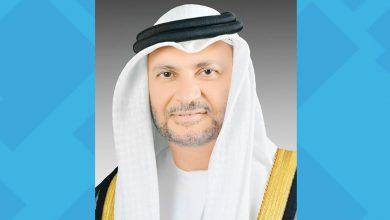 صورة قرقاش: أهداف السياسة الخارجية الإماراتية والسعودية والمصرية استقرار المنطقة