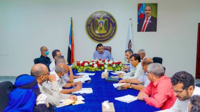 صورة الأمانة العامة للانتقالي تعقد اجتماعاً استثنائياً للوقوف أمام المستجدات الطارئة في الجنوب
