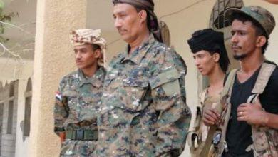 صورة أبين.. من الخطوط الأمامية قائد اللواء الثامن صاعقة: ننتظر ساعة الصفر لاجتثاث الإرهاب
