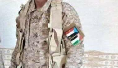 صورة مليشيات الإخوان الإرهابية تقتل جندي في النخبة الشبوانية