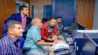 صورة #عدن.. بيحاني مستشارا في الدائرة الإعلامية للانتقالي قسم الإذاعة والتلفزيون