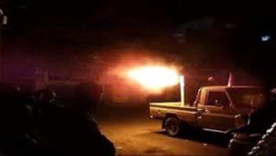صورة #أبين.. المقاومة الجنوبية بالمحفد تستهدف تعزيزات #الإخوان القادمة من #مأرب و #الجوف
