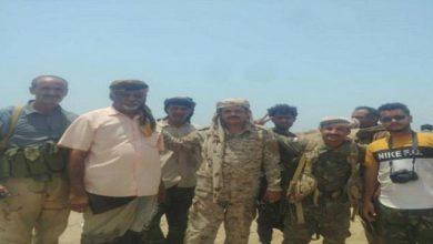 صورة متحدث محور أبين يكشف أخر مستجدات معارك شقرة ويشيد بإنتصارات القوات الجنوبية