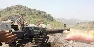 صورة #الضالع .. القوات الجنوبية تكسر هجوما لمليشيا الحوثي شرقي مديرية العشاء