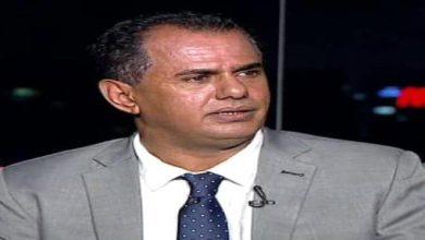 صورة منصور صالح: الشرعية هي من تقف خلف الإرهاب والاغتيالات
