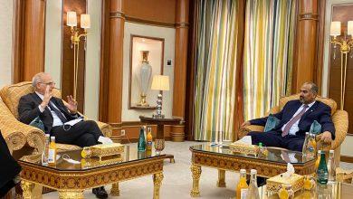 صورة الرئيس الزُبيدي يثمن جهود السعودية ويرفض أي تدخلات إقليمية معادية للمشروع العربي الذي يقوده التحالف
