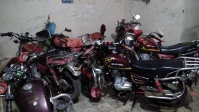 صورة أبين.. الحزام الأمني ينفذ حملة ميدانية شاملة لمخالفي الدراجات النارية في زنجبار