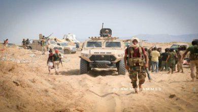 صورة أبين.. القوات الجنوبية في شقرة تحقق تقدم جديد في هذه المناطق