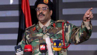 صورة المسماري: تركيا تحاول التغلغل في عدد من الدول الأفريقية و الجيش الليبي جاهز للتعامل مع أي حالة طارئة