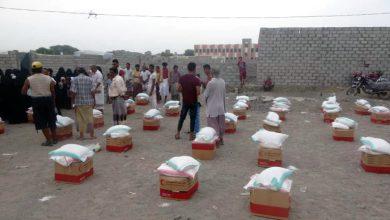 صورة الإمارات تدعم 2100 أسرة نازحة في الخوخة