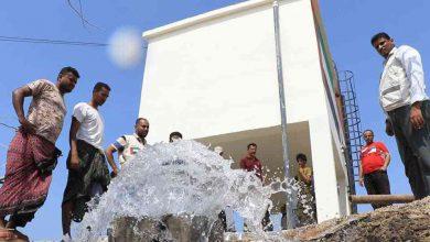 صورة الإمارات تنفذ 32 مشروعا لمياه الشرب بالساحل الغربي