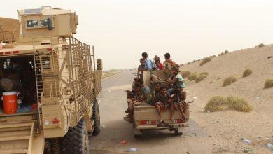 صورة القوات المشتركة تحبط هجوما لمليشيا الحوثي شرق مدينة حيس