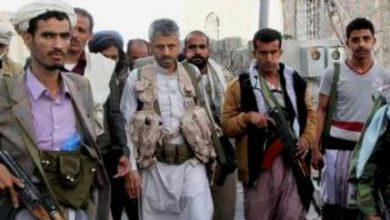صورة دعوات إخوانية للسيطرة على محافظة تعز