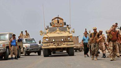 صورة صحيفة دولية: تحشيد عسكري إخواني في المهرة وتعز لإجهاض التزامات اتفاق الرياض