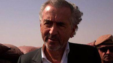 """صورة في فضيحة جديدة.. المفكر الصهيوني """"ليفي"""" يلتقي بقادة مليشيا الإخوان في ليبيا"""