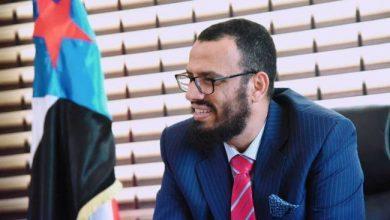 صورة نائب الرئيس: الانتقالي ثابت على مبدأ تنفيذ اتفاق الرياض