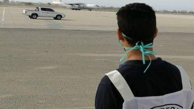 صورة عدن.. الصحة تبحث مع الصليب الأحمر افتتاح مراكز عزل وعلاج لحالات كورونا