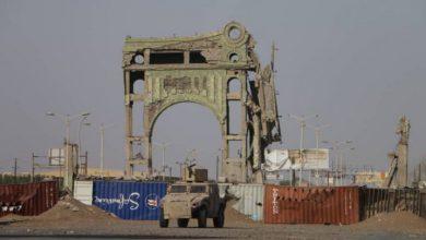 صورة القوات المشتركة ترد على مصادر نيران حوثية استهدفت مناطق سكنية بالحديدة اليمنية
