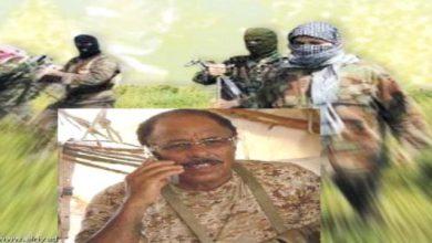 صورة صحيفة فرنسية: علي محسن الأحمر أبو تنظيم القاعدة في اليمن