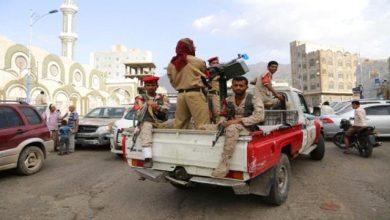 """صورة مقتل مواطن برصاص مليشيا الحشد الإخواني بتعز في أول أيام"""" العيد"""""""