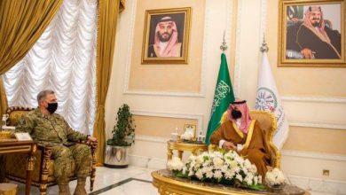 صورة السعودية وأمريكا تؤكدان على رؤية مشتركة في حفظ استقرار المنطقة