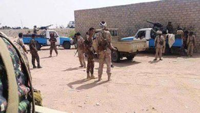 صورة مليشيا الإصلاح  بشبوة تطلق النار المباشر على المعتقلين في سجونها