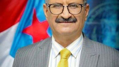 صورة الجعدي: يدعو الجميع للتعاون مع السلطة المحلية في العاصمة عدن لتحسين الخدمات