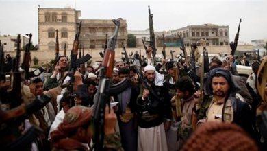 صورة تأكيدا لنهجها الإرهابي.. مليشيا الحوثي تمثل بجثث الأسرى