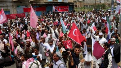 صورة خبيرة أمريكية: قطر تمول نشاط الجماعات المتطرفة في اليمن