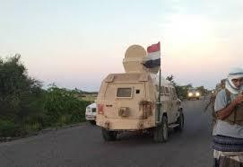صورة مليشيا الإخوان الإرهابية تواصل خروقاتها في أبين وتقصف مواقع القوات الجنوبية