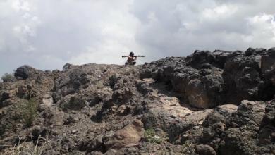 صورة مصرع وجرح عدد من عناصر مليشيا الحوثي في عملية تسلل فاشلة غرب قعطبة