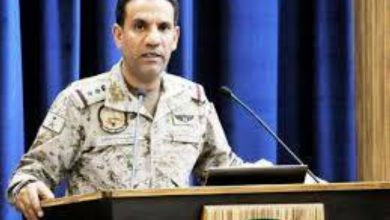 صورة «التحالف»: علاقة وثيقة تربط بين الحوثيين وجماعات إرهابية