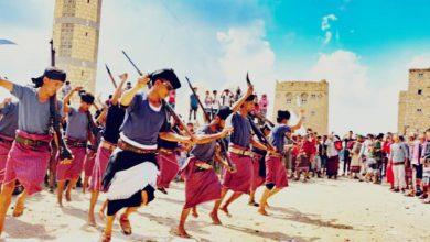 صورة تقرير .. مهرجانات يافع التقليدية كموسم سنوي للرقصات التراثية