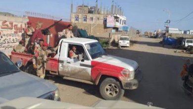 صورة تنديد واسع في انتهاكات مليشيا الإخوان بحق قيادات اللواء 35 مدرع في تعز