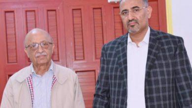 صورة المجلس الانتقالي الجنوبي ينعي وفاة المناضل والسياسي البارز الدكتور عبدالعزيز الدالي