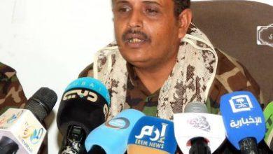 """صورة متحدث محور أبين يكشف ارتفاع مستوى التنسيق بين مليشيا"""" الحوثي والإخوان"""" فور إعلان آلية تسريع تنفيذ اتفاق الرياض"""