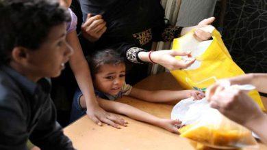 صورة صحيفة دولية: الملايين من اليمنيين على بعد خطوة من المجاعة