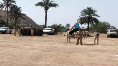 صورة لحج .. اللواء الرابع حزم في الصبيحة يتهم اللجنة الأمنية بالمتاجرة بتضحيات القوات الجنوبية