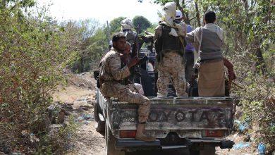 صورة ميليشيا الحوثي تقصف القرى والمناطق السكنية في التحيتا جنوب الحديدة