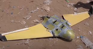 صورة الحديدة.. إسقاط طائرة مسيرة حوثية جديدة في الدريهمي
