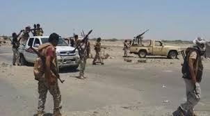 صورة خروقات متواصلة لمليشيا الإرهاب في أبين