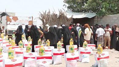 صورة الإمارات تواصل إغاثة الأسر النازحة في الساحل الغربي
