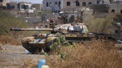 صورة الضالع.. القوات الجنوبية تستهدف تعزيزات لمليشيا الحوثي غرب الفاخر