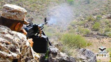 صورة القوات الجنوبية تفشل محاولات تسلل حوثية شمال الضالع