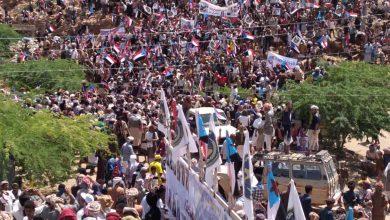 صورة ناشط يمني: أظهرت المصينعة اليوم الوجه الحقيقي لشبوة وتوجهها