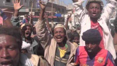 """صورة مليشيا الحوثي تكثف حملاتها في إب لتجنيد """"المهمشين السود"""""""