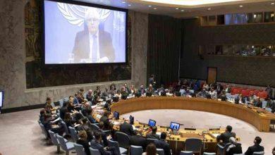 صورة بيان دولي يطالب بتسريع آليات الاتفاق الشامل في اليمن