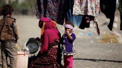 """صورة تحذير أممي من توقف 30 برنامجاً إنسانياً في اليمن"""" لهذا السبب"""""""