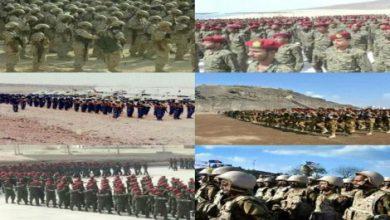 صورة تزامنًا مع حلول ذكرى عيد الجيش الجنوبي الـ(49).. جنوبيون يشعلون (تويتر) بهاشتاج #جيش_الجنوب_معك_عيدروس